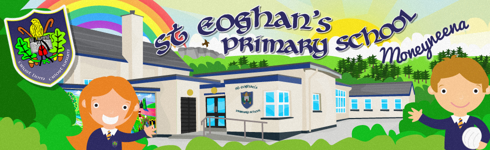 St. Eoghan's Primary School, Moneyneena